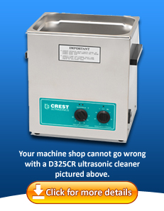 machine parts ultrasonic cleaner