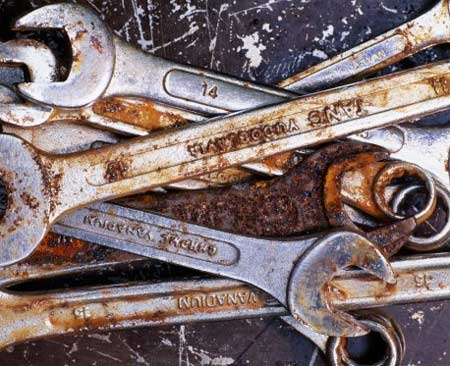 From Rust To Riches: Ultrasonic Cleaners And Rust Removal